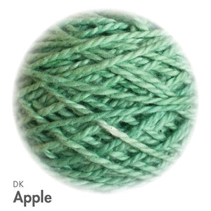 MoYa 100% Cotton DK - 50gram ball  - Apple