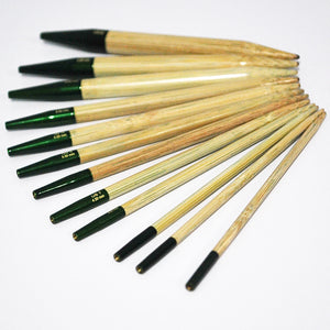 "Lykke 5"" Grove Bamboo Interchangeable Knitting Needle Tips"