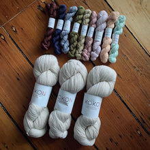 Elvan Shawl Yarn Kit - One