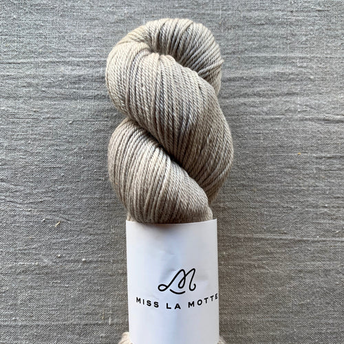 Miss La Motte - Double Knit - Linen