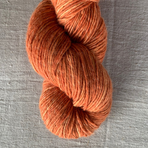 Rosabella...threads of pure luxury TIRAMISU 5 - 100g skein - Papaya