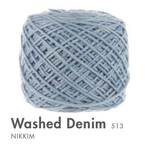 Vinnis Colours - Nikkim - Washed Denim