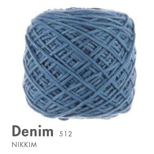 Vinnis Colours - Nikkim - Denim