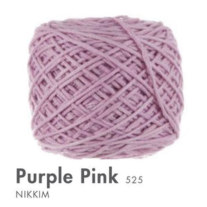 Vinnis Colours - Nikkim - Purple Pink