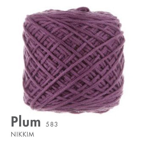 Vinnis Colours - Nikkim - Plum