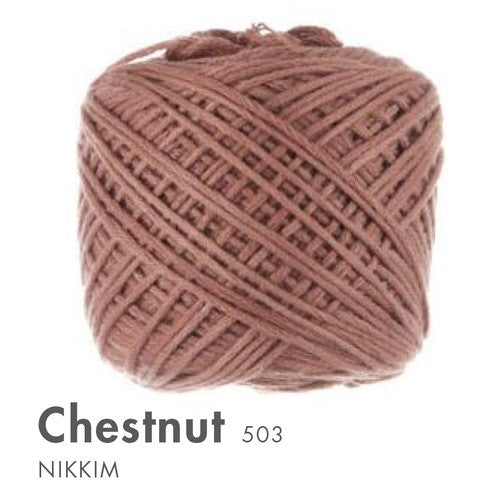 Vinnis Colours - Nikkim - Chestnut