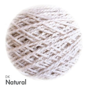 MoYa 100% Cotton DK - 50gram ball  - Natural