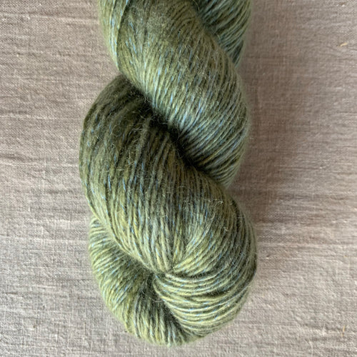 Rosabella...threads of pure luxury TIRAMISU 5 - 100g skein - Eucalypt