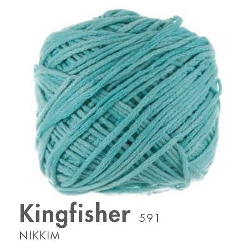 Vinnis Colours - Nikkim - Kingfisher