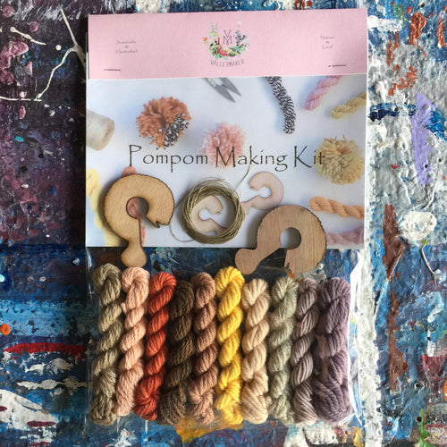 Valley Maker Pom Pom Making Kit