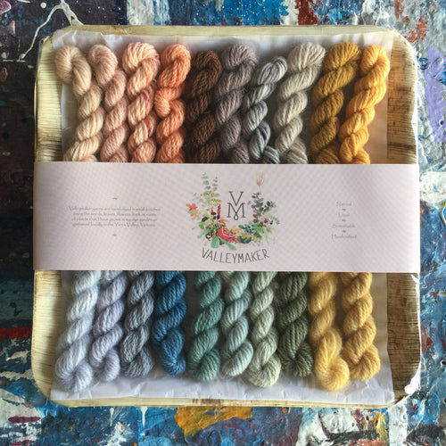 Valley Maker Yarn Kit