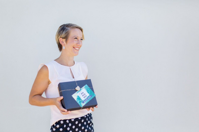 Big Ideas turned into A Big Hug Box: Introducing Founder, Lisa Greissl