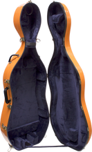 Load image into Gallery viewer, Bobelock - Fiberglass Cello Case with Wheels
