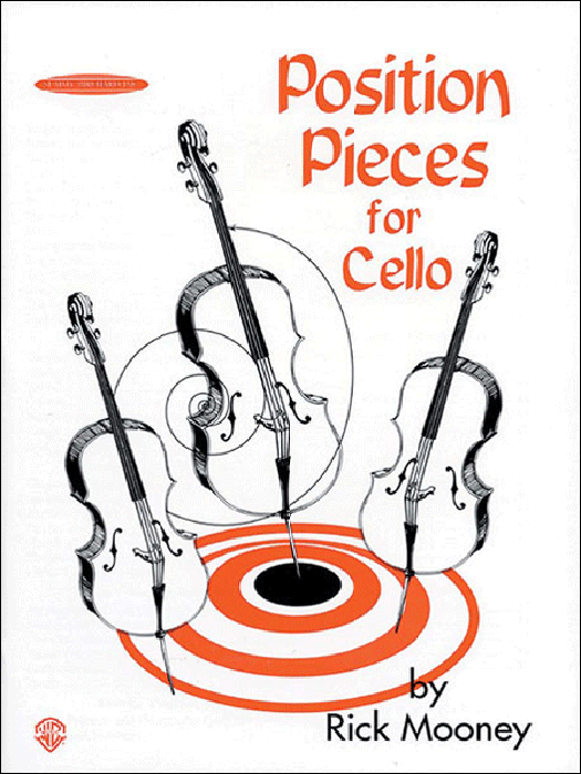 Mooney - Position Pieces for Cello
