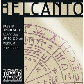 Thomastik-Infeld - Bel Canto Double Bass Strings
