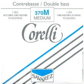 Savarez - Corelli 370M Orchestral Double Bass Strings