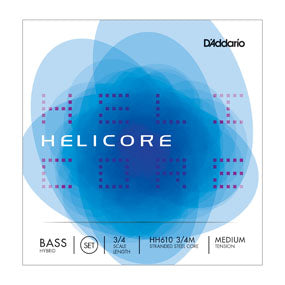 D'Addario - Helicore Hybrid Double Bass Strings