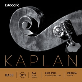 D'Addario - Kaplan Double Bass Strings