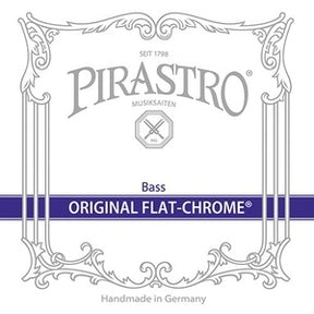 Pirastro - Original Flat-Chrome Double Bass Strings