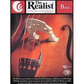 David Gage - The Realist Copperhead Double Bass Pickup