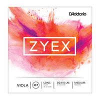 ZYEX Viola Strings Set