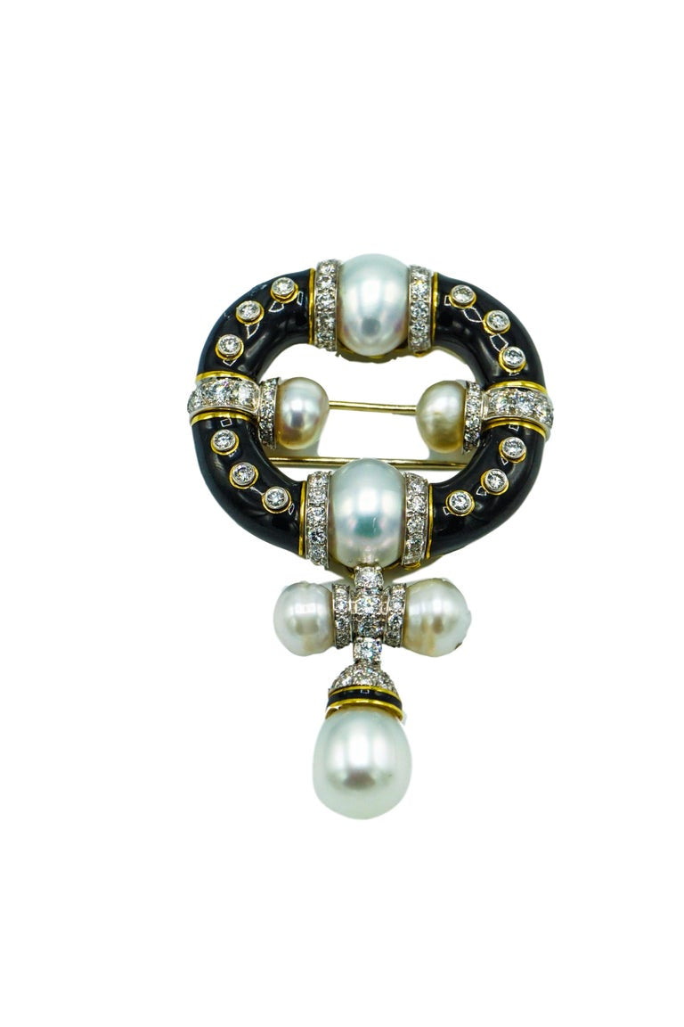 David Webb South Seas Cultured Pearls
