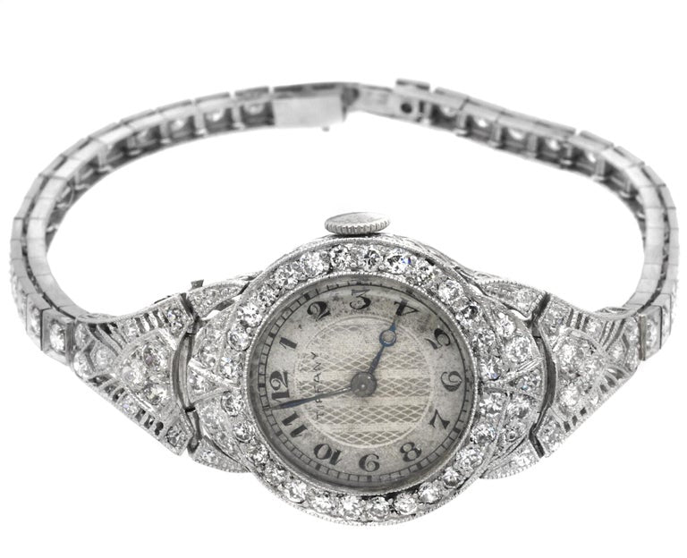 Tiffany & Co. Diamond Ladies Watch