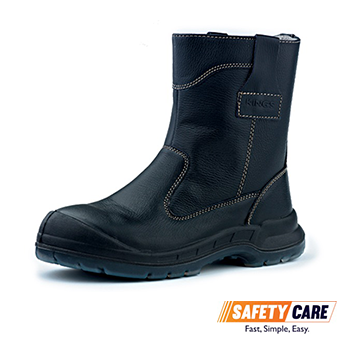 43a6ade95589 King's KWD805 High Cut Slip On Safety Footwear