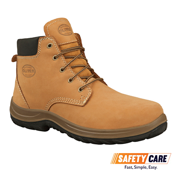 Foot Protection – SafetyCare
