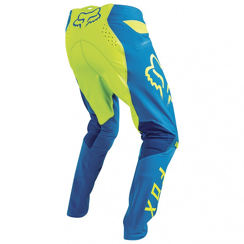 Pantalon Fox Flexair Turquesa