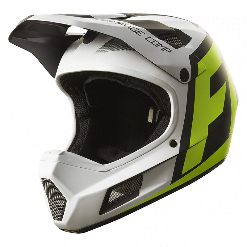 Casco Fox Rampage Comp Creo