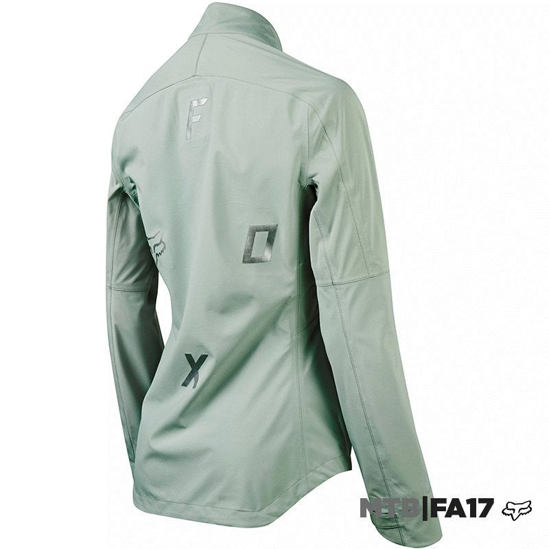Chamarra Fox Attack Water Impermeable