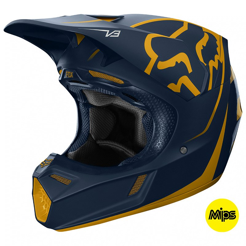 Casco Fox V3 Kila