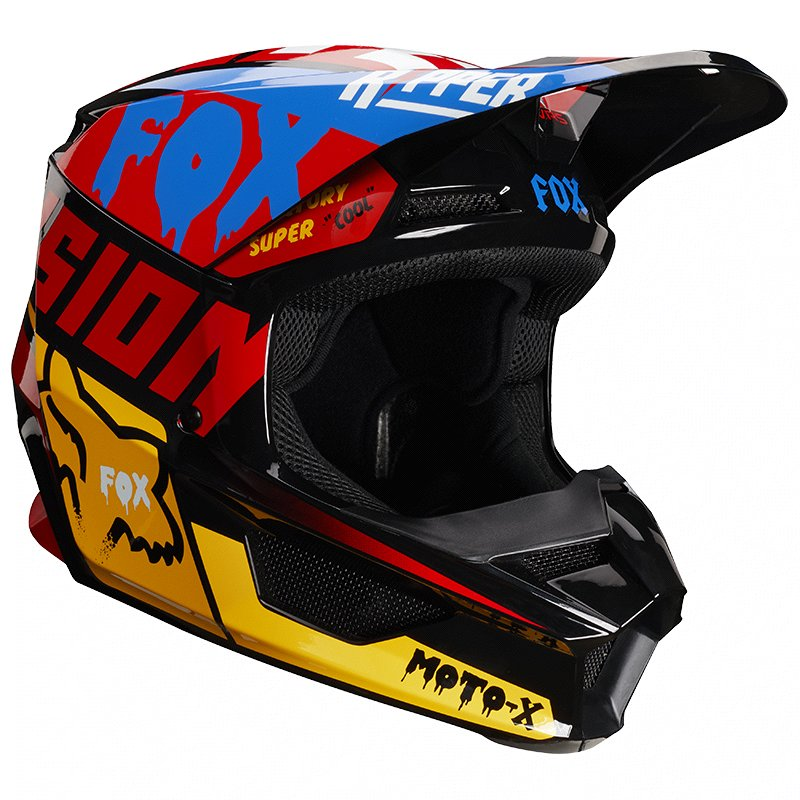 Casco Fox V1 Czar