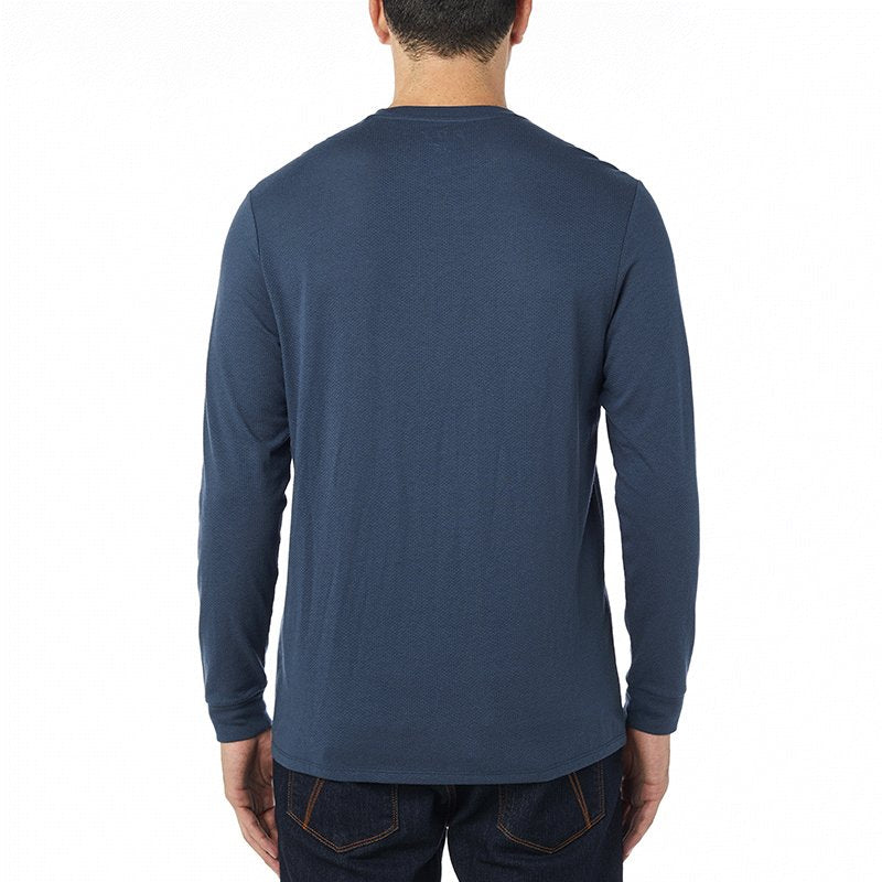 Playera Fox Murc Ls Knit