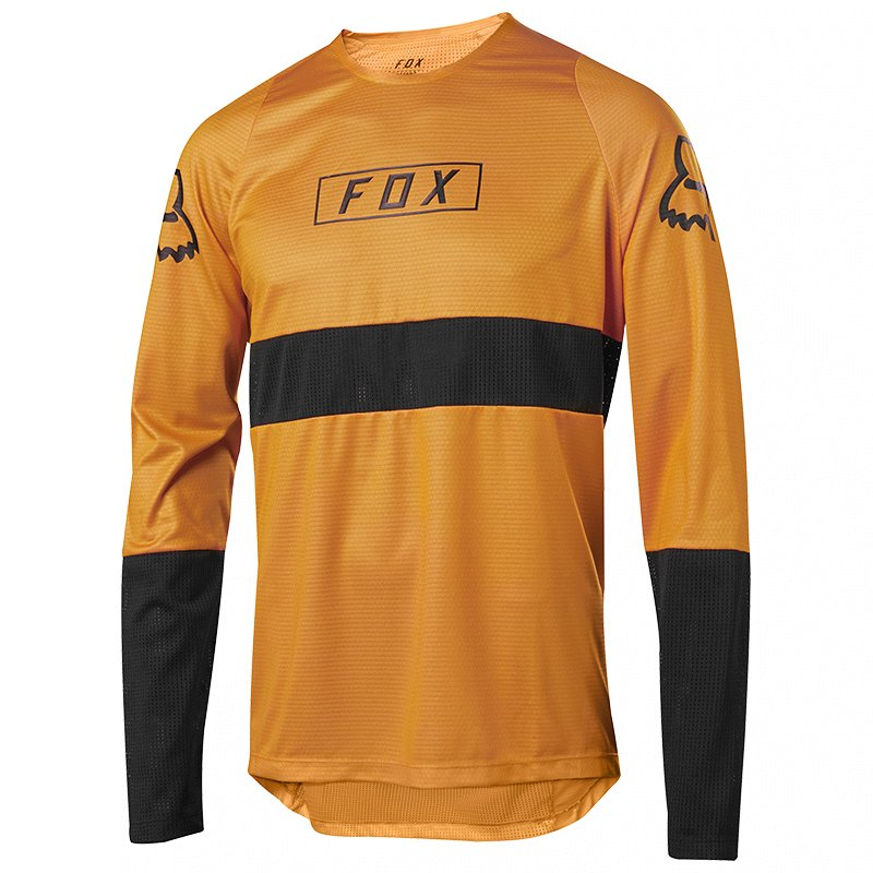 Jersey Fox Defend Ls