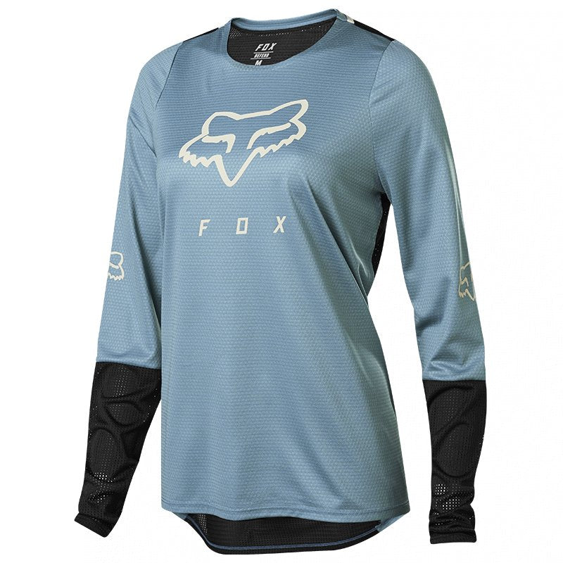 Jersey Fox Defend Ls Mujer