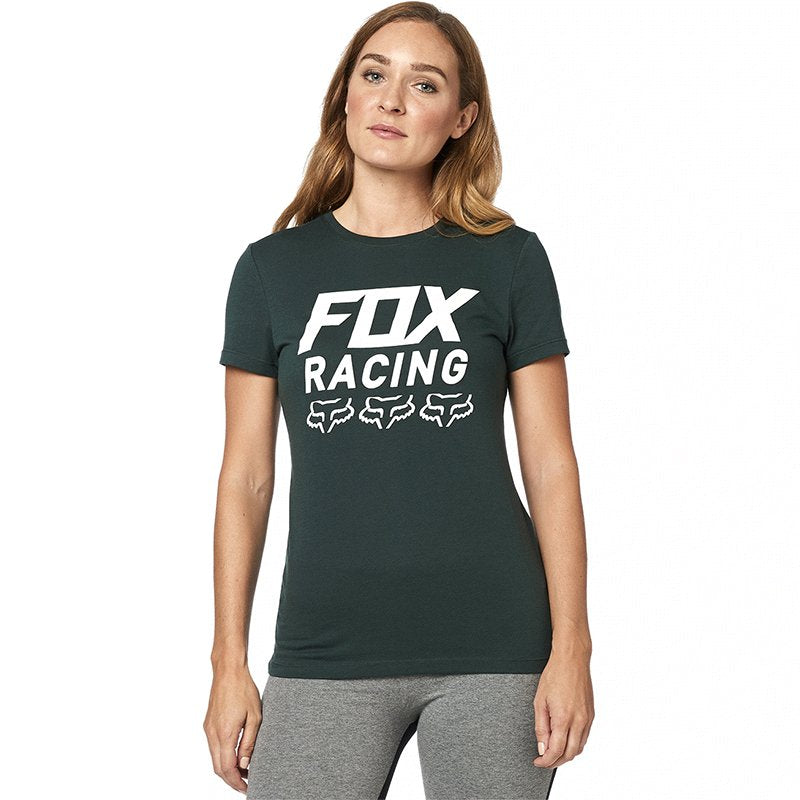 Tee Fox Ss Overdrive Mujer