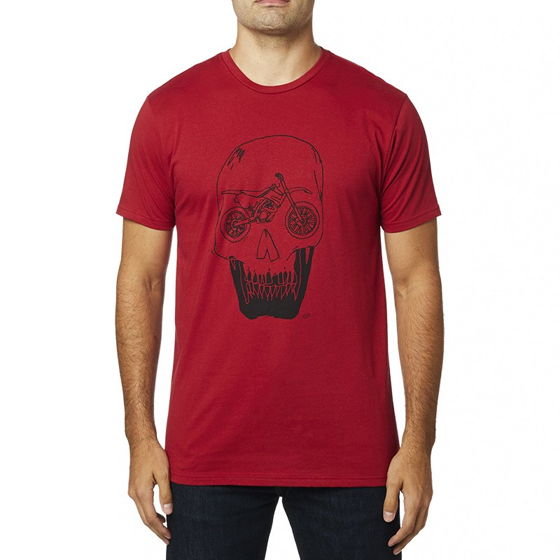 Playera Fox Premium Ss Growler