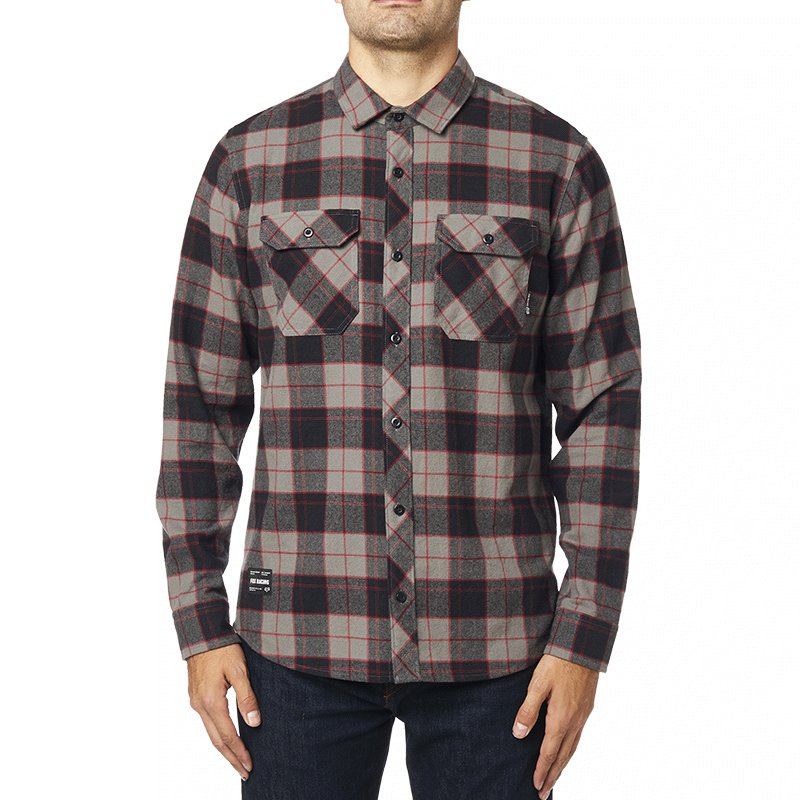 Camisa Fox Traildust 2.0