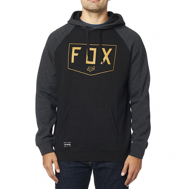 Sudadera Fox Shield Raglan Po
