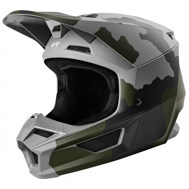 Casco Fox V1 Przm Camo Se