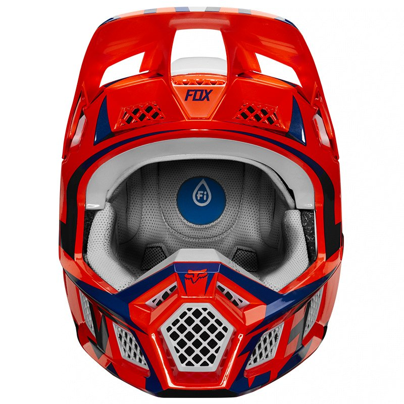 Casco Fox. V3 Idoln