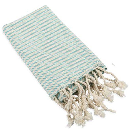 Striped Hand Towel