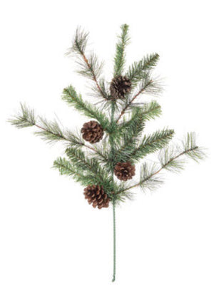 Pine & Pinecone Stem