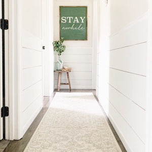 32x26 Stay Awhile Sign | Stay Awhile Sign | Stay Awhile Wood Sign | Living Room Wall Decor | Entryway Wood Sign
