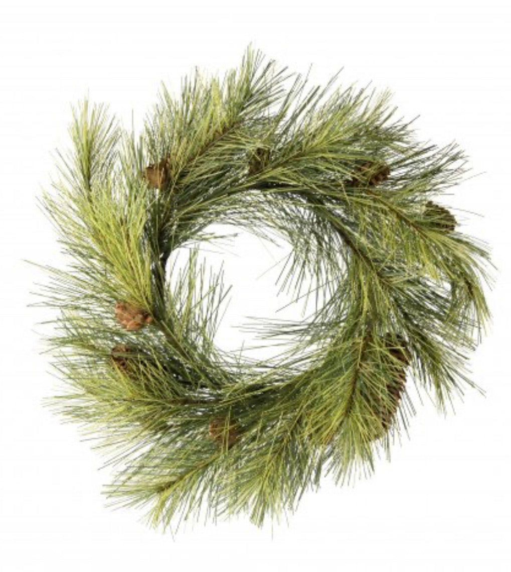 Small Pine Wreath