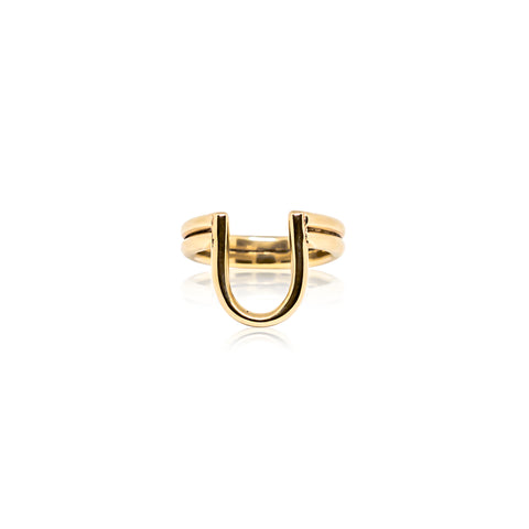 ARCH RING - BRONZE