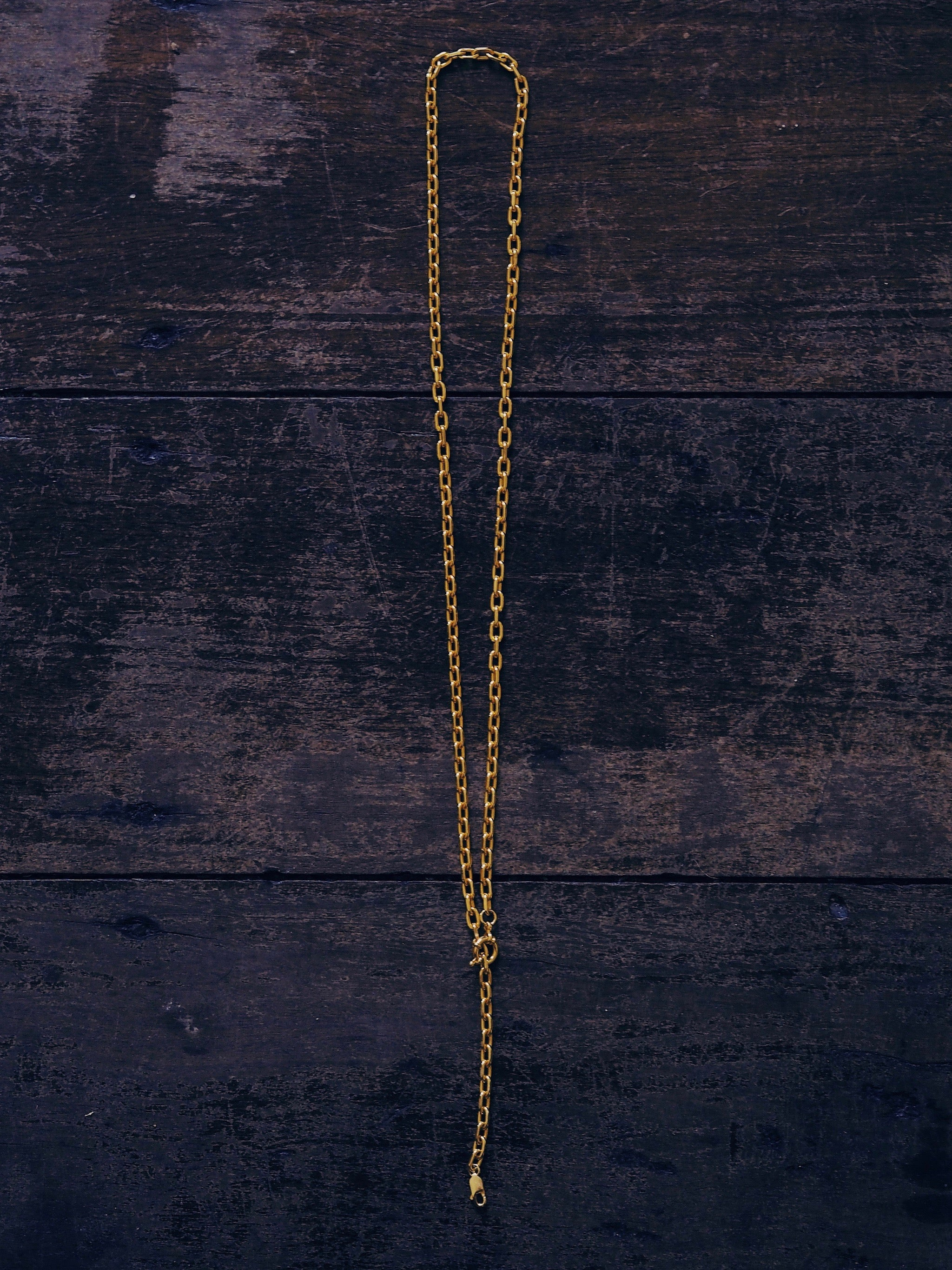 LOLA necklace - Rhodium