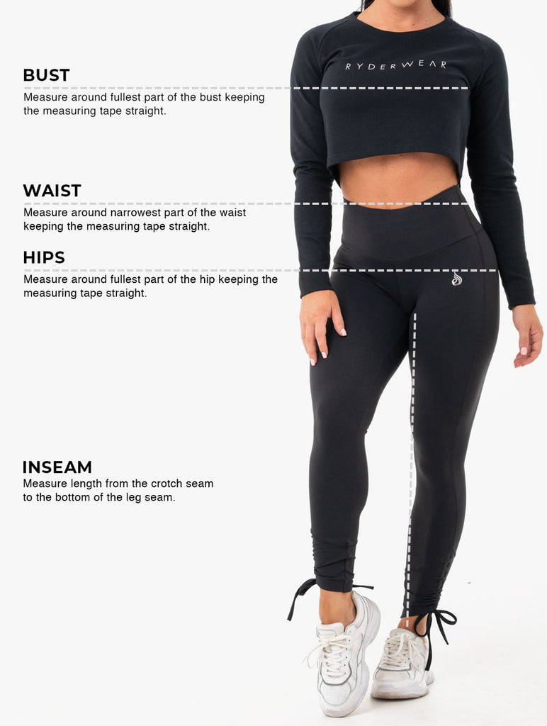 Size guide for Size guide for Clothing